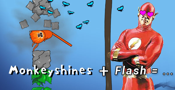 Funny Flash Monkeyshines